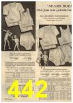 1961 Sears Spring Summer Catalog, Page 442