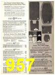 1969 Sears Fall Winter Catalog, Page 957