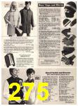 1973 Sears Fall Winter Catalog, Page 275
