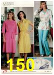 1981 Montgomery Ward Spring Summer Catalog, Page 150