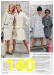 1967 Sears Spring Summer Catalog, Page 140