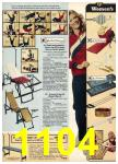 1976 Sears Fall Winter Catalog, Page 1104