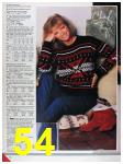 1986 Sears Fall Winter Catalog, Page 54