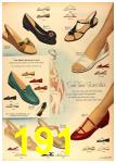 1958 Sears Spring Summer Catalog, Page 191