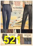 1958 Sears Spring Summer Catalog, Page 521