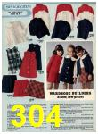 1974 Sears Fall Winter Catalog, Page 304