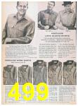 1957 Sears Spring Summer Catalog, Page 499