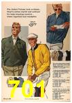 1964 Sears Spring Summer Catalog, Page 701