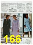 1985 Sears Spring Summer Catalog, Page 166