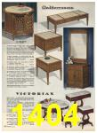 1965 Sears Spring Summer Catalog, Page 1404