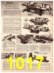 1966 Montgomery Ward Fall Winter Catalog, Page 1017