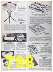 1967 Sears Spring Summer Catalog, Page 798