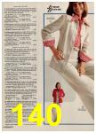 1974 Sears Spring Summer Catalog, Page 140