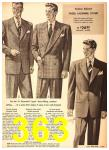 1949 Sears Spring Summer Catalog, Page 363