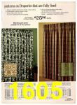 1972 Sears Fall Winter Catalog, Page 1605