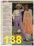 1979 Sears Spring Summer Catalog, Page 138