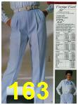 1988 Sears Spring Summer Catalog, Page 163