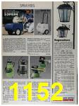 1991 Sears Spring Summer Catalog, Page 1152