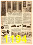 1958 Sears Fall Winter Catalog, Page 1194