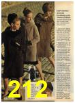 1968 Sears Fall Winter Catalog, Page 212