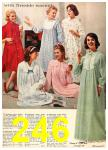 1960 Sears Fall Winter Catalog, Page 246