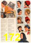 1963 Sears Fall Winter Catalog, Page 172