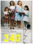 1987 Sears Fall Winter Catalog, Page 340