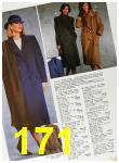 1985 Sears Fall Winter Catalog, Page 171