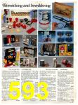 1983 Sears Christmas Book, Page 593