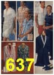 1965 Sears Spring Summer Catalog, Page 637