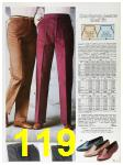 1985 Sears Fall Winter Catalog, Page 119