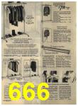 1972 Sears Fall Winter Catalog, Page 666