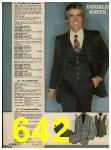 1979 Sears Fall Winter Catalog, Page 642