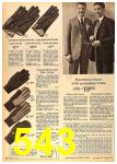 1962 Sears Fall Winter Catalog, Page 543