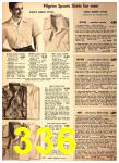 1949 Sears Spring Summer Catalog, Page 336
