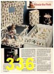 1974 Sears Fall Winter Catalog, Page 336