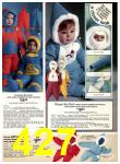 1977 Sears Fall Winter Catalog, Page 427