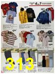 1986 Sears Spring Summer Catalog, Page 313