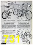1967 Sears Spring Summer Catalog, Page 731
