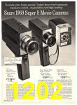 1969 Sears Spring Summer Catalog, Page 1202