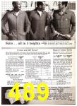 1969 Sears Spring Summer Catalog, Page 489