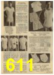 1965 Sears Spring Summer Catalog, Page 611