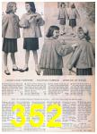1957 Sears Spring Summer Catalog, Page 352