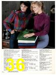1983 Sears Fall Winter Catalog, Page 36