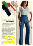 1974 Sears Spring Summer Catalog, Page 32
