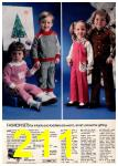 1981 Montgomery Ward Christmas Book, Page 211