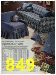 1988 Sears Spring Summer Catalog, Page 849