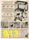 1966 Montgomery Ward Fall Winter Catalog, Page 913
