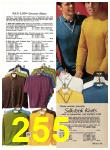 1969 Sears Fall Winter Catalog, Page 255