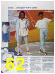 1986 Sears Spring Summer Catalog, Page 62